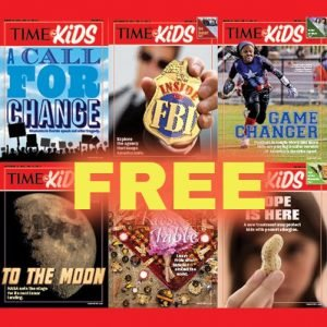 TIME for Kids: Reading to Navigate the World
